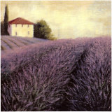 Lavender Hills Prints by James Wiens