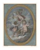 Los ángeles de Jessica Pósters por Giovanni Battista Cipriani