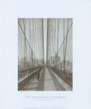 The Brooklyn Bridge Posters by  The Chelsea Collection