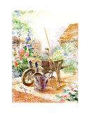 Gardening I Prints