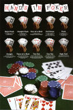 Hands In Poker Photo