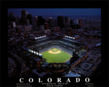 Coors Field - Denver, Colorado Print