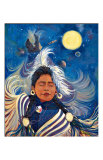 Spirit Dancer Giclee Print by Georgia Lesley