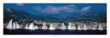 Monaco Classic Week Print by Philip Plisson