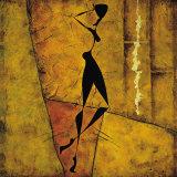 Voleva Sola Andare Affiches par Roberto Fantini