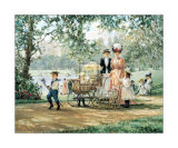 Walk in the Park Prints by Alan Maley