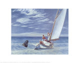 Groud Swell Affiches par Edward Hopper
