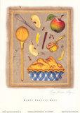 Apple Pie Prints by Karyn Frances Gray