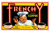 Frenchy Coffee Giclee Print