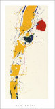 Untitled, c.1985 Zeefdruk van Sam Francis