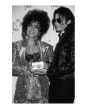 Elizabeth Taylor and Michael Jackson Prints