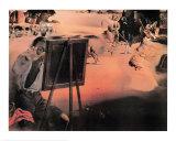 Afrikanische Impressionen Kunstdrucke von Salvador Dalí