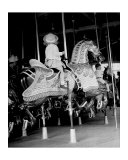 Carousel Horse Giclee Print