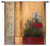 Terrazzo Garden Wall Tapestry by Don Li-Leger