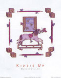 Kiddie Up Prints by Rebecca Lach