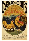 Cognac Aux Oeufs Poster