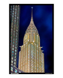 Chrysler Midnight Photographic Print by Richard James