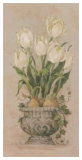 Bulbs in Bloom I Posters by Barbara Mock