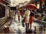 Metropolitan Station Prints by Brent Heighton