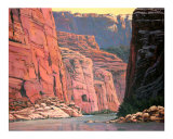 Grand Canyon Giclee Print by Rick Kersten