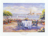 Venice View Prints by Linda Lee