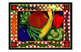 Bountiful Garden Giclee Print