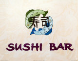 Sushi Bar Prints by Madison Michaels