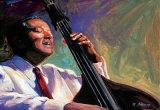 Bourbon Street Blues III Plakat af Robert Brasher