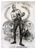 Jack Johnson Giclee Print
