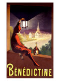 Benedictine Giclee Print by Leonetto Cappiello