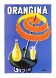 Orangina Posters par Bernard Villemot