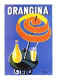 Orangina Posters par Bernard Villemot