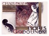 Boris Godounov, Chaliapine Giclee Print by  Sjollema