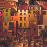 Mediterranean Gold Art by Michael O&#39;Toole