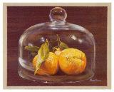 Cloche, Oranges Posters par Pascal Cessou