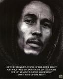 Bob Marley Affiche