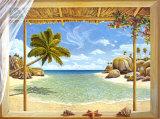 Seychelles View Plakater af Andrea Del Missier