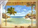 Seychelles View Prints by Andrea Del Missier