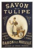 Savon De La Tulipe Art