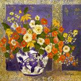 Lauren's Bouquet Posters by Elizabeth Van Riper
