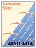 Australia Giclee Print by  Sellheim