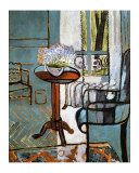 Forget-Me-Nots in the Window Giclee Print by Henri Matisse