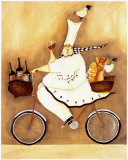 Chef To Go Poster by Jennifer Garant