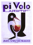 "Aperitif ""Pivolo"" Giclée-Druck von Adolphe Mouron Cassandre"