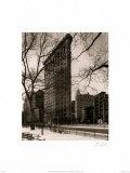 Flatiron Building Prints by Christopher Bliss