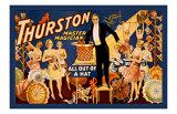 Thurston Master Magician Giclee Print