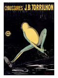 Chaussures Giclée-tryk af Leonetto Cappiello