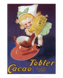 Tobler Cacao Print by  Onwy