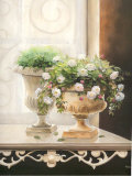 Flowers and Lights II Prints by Karin Valk