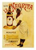 Rum La Negrita Prints